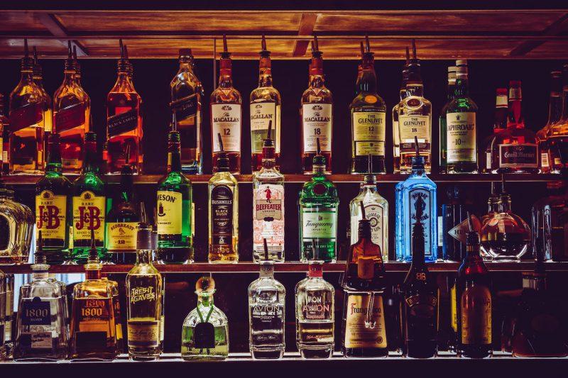 Btw op alcoholische dranken en etenswaren